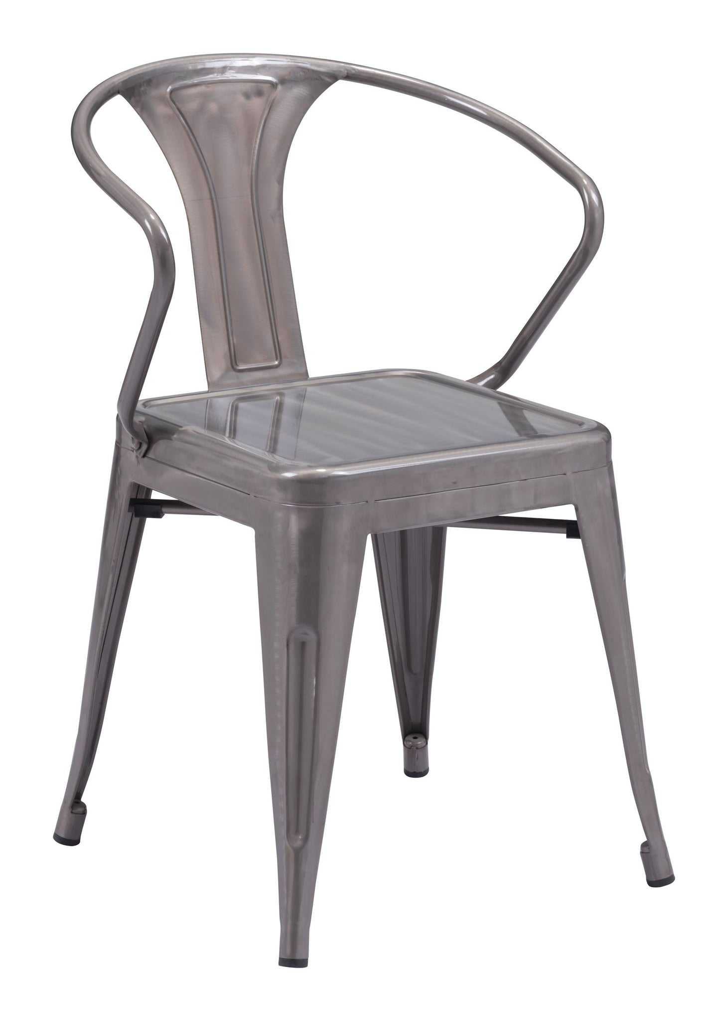 Picture of Helix Dining Chair Gunmetal