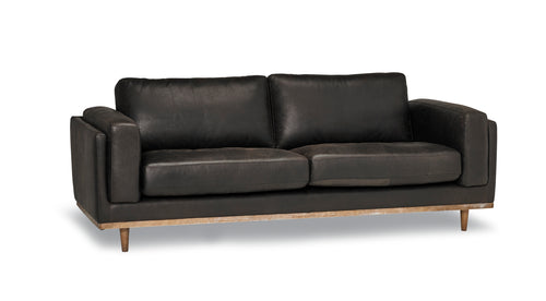 Byanca Leather Sofa