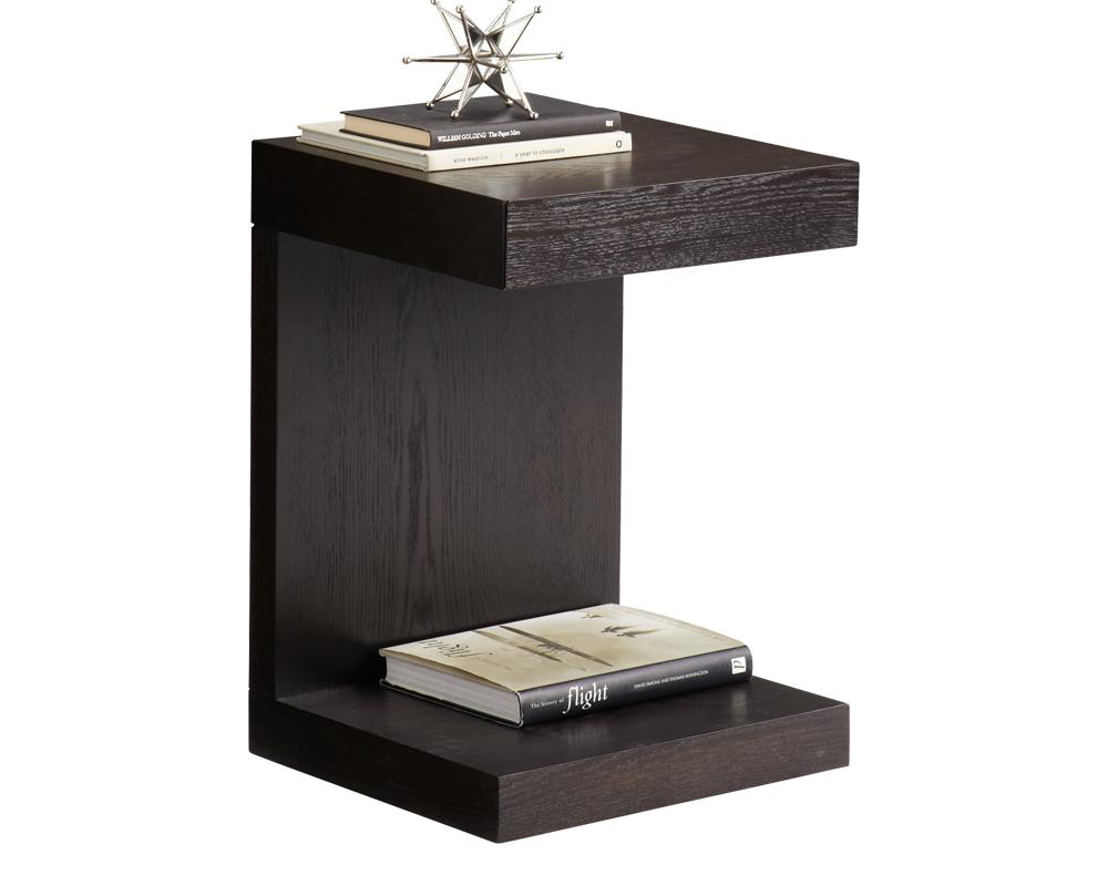 Picture of Bachelor End Table - Espresso