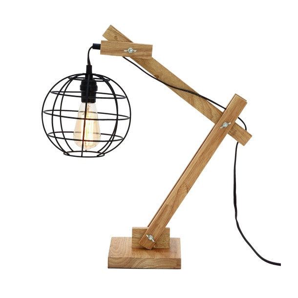 Picture of Cage Lamp Round
