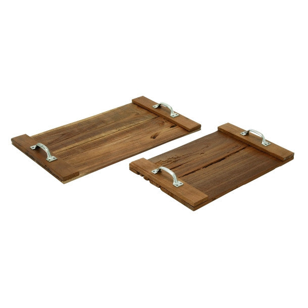 Picture of Teak Wood Trays