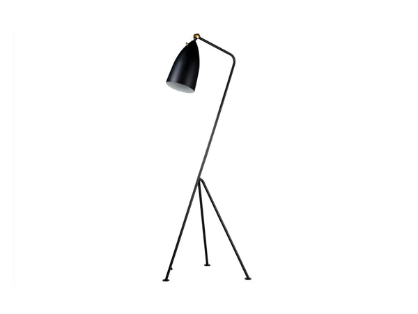 Stickman Floor Lamp Brass