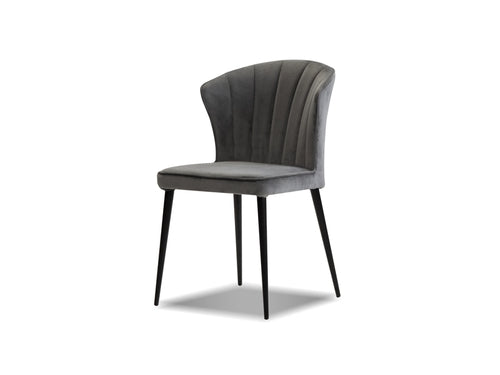 Ariel Dining Chair - Leather