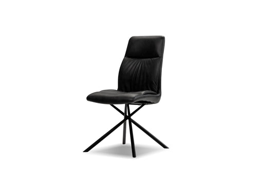 Chavez Dining Chair - Midnight Grey