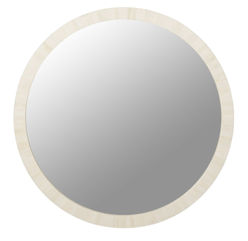 5th Avenue Round Mirror 36x36