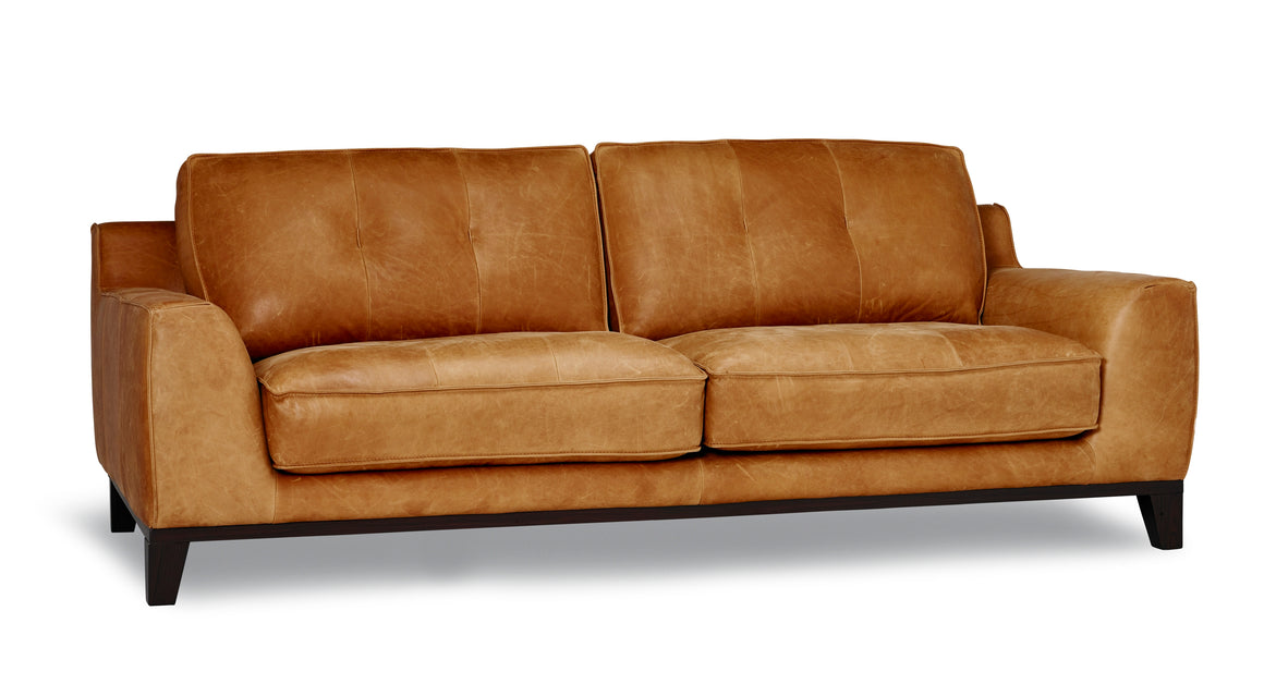 Bruna Leather Sofa
