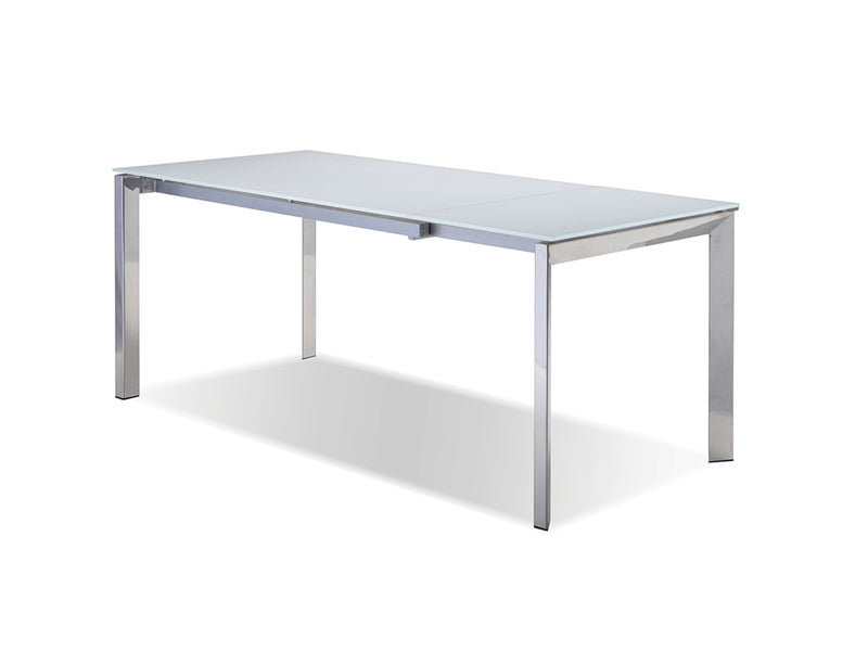 Picture of Ghost Dining Table - Pure White
