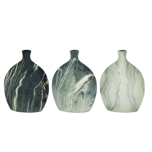 Picture of Marbled Ceramic Vase