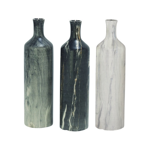 Picture of Marbled Ceramic Bottles
