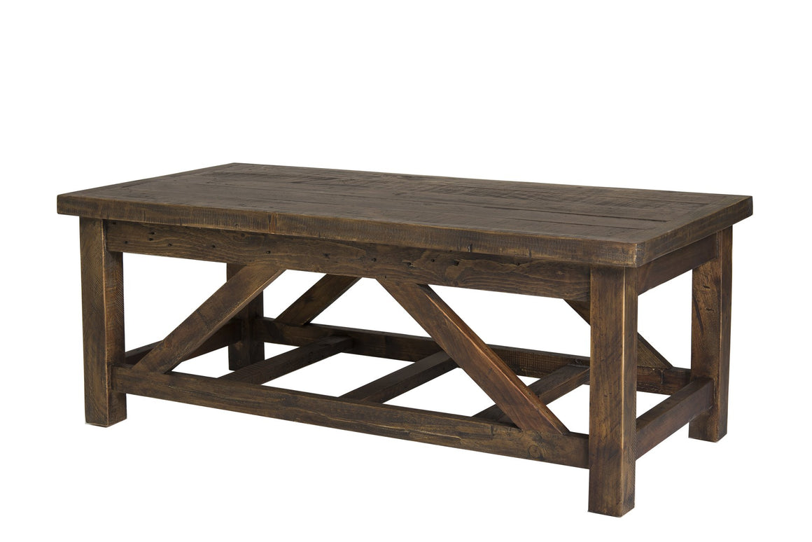 Alfresco Coffee Table - Smokey Brown