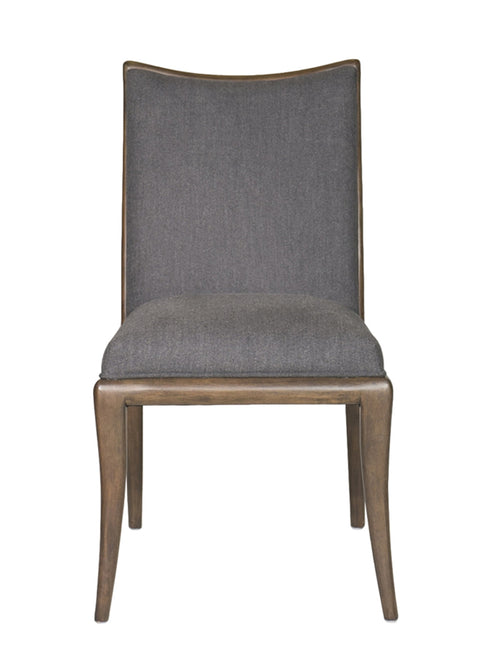 Axelrod Dining Chair - Charcoal (2/box)