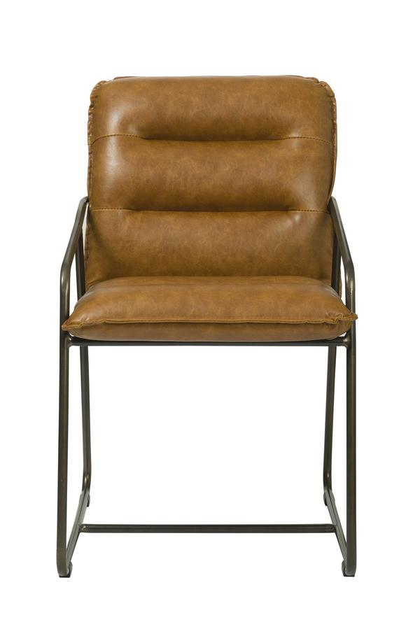 Picture of Pullman Side Chair - Tan Brown