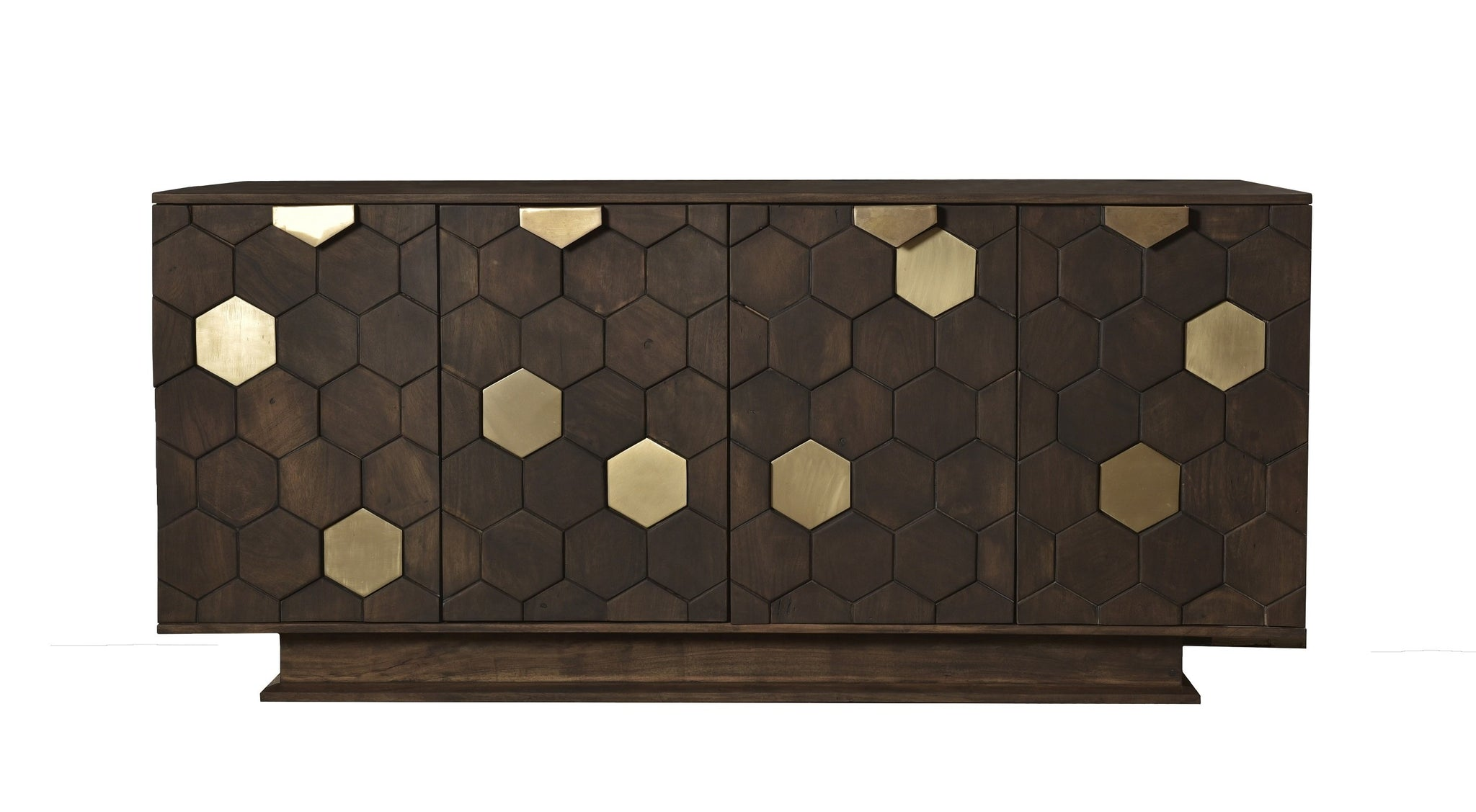 Picture of Bailey Sideboard - Cocoa Brown