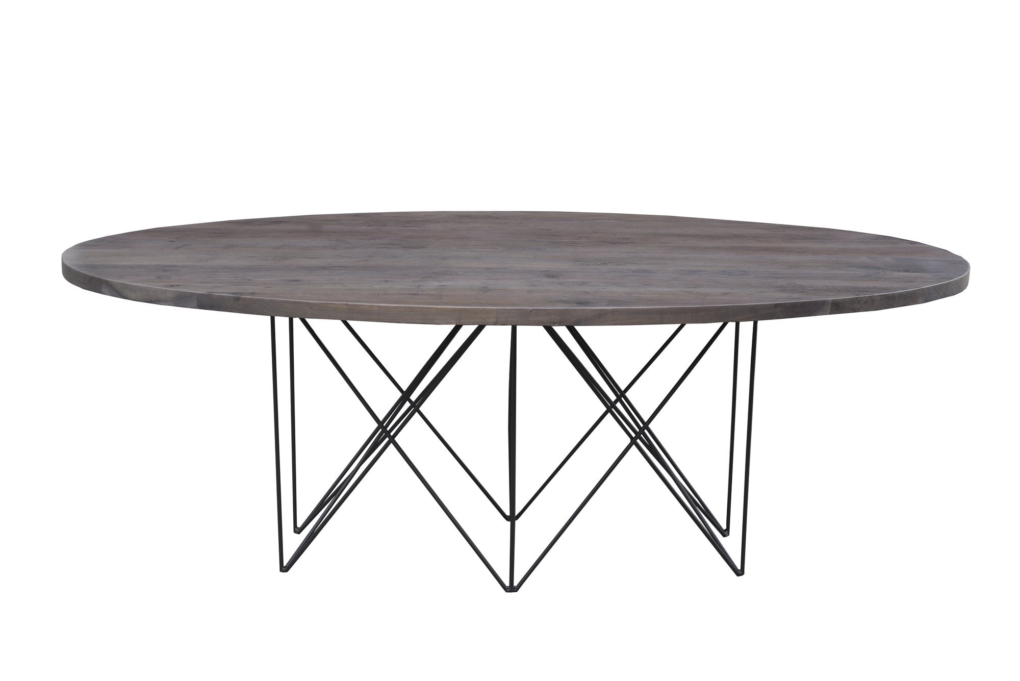 Picture of Novel Dining Table - Vinegar Satin