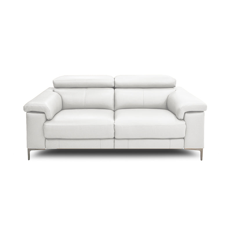 Picture of Carrs Reclining Leather Loveseat