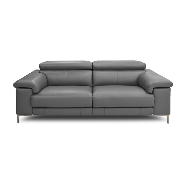 Carrs Reclining Leather Sofa