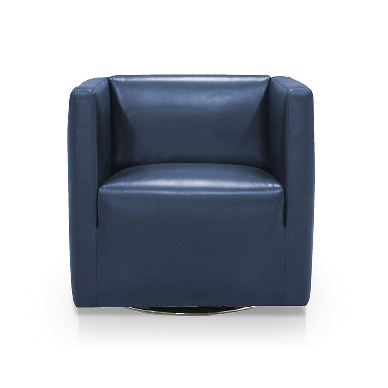 Picture of Charamel Leather Swivel Chair