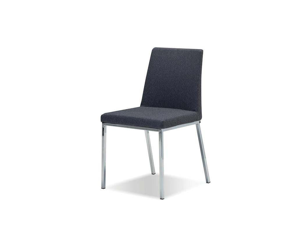 Picture of Weston Dining Chair - Dark Grey Cashmere