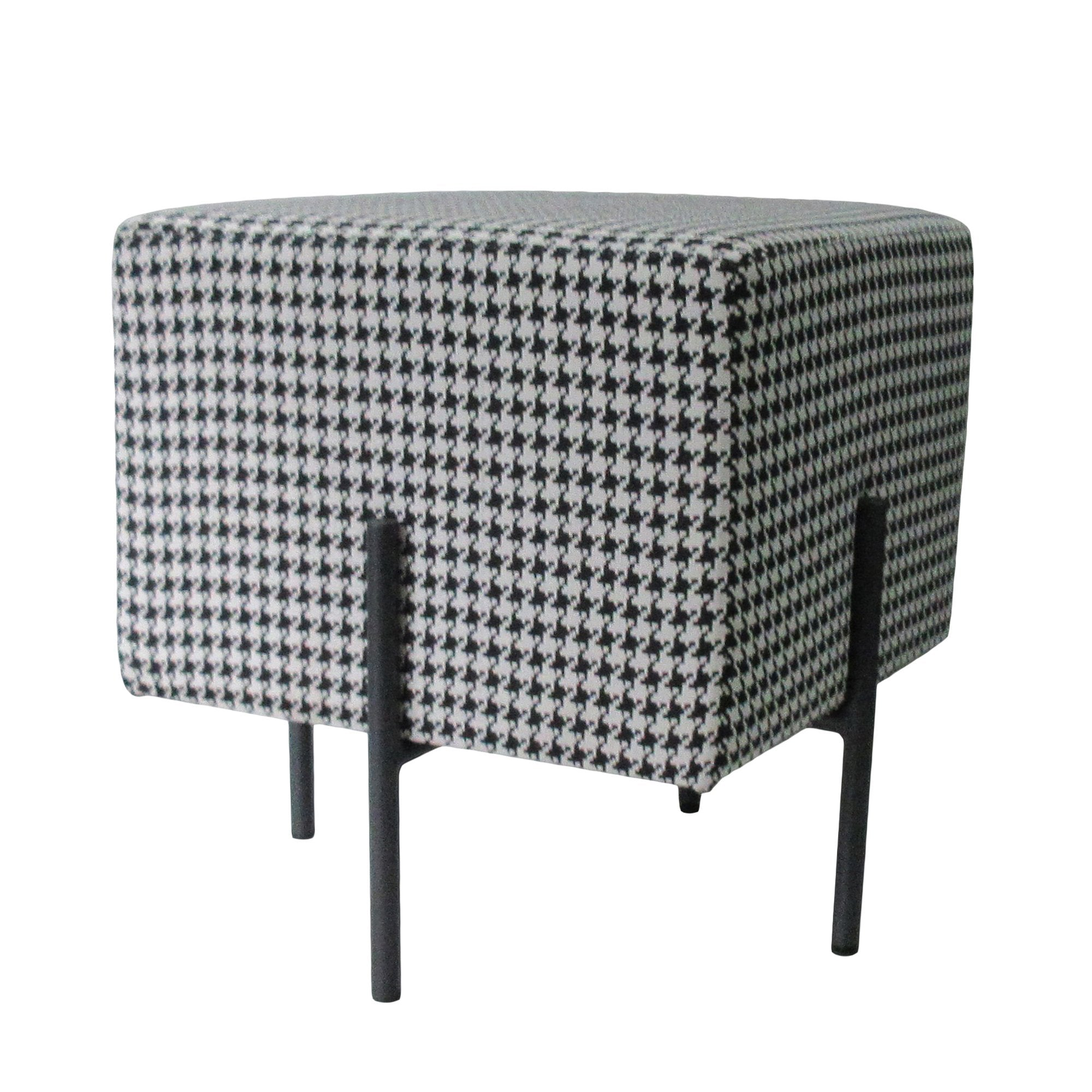 Picture of Earth Wind & Fire Square Pouffe Stool