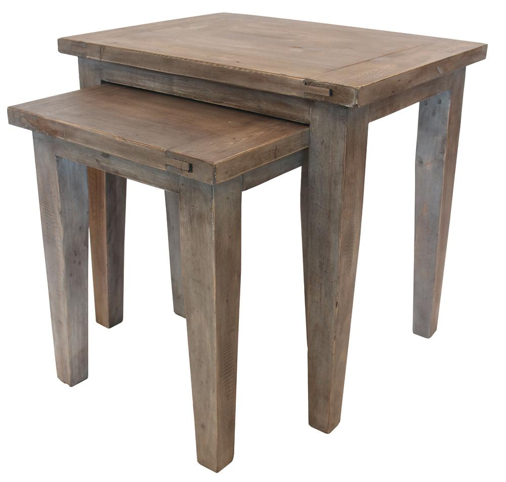 Picture of Irish Coast Nesting Tables - Sundried