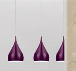 Purple Modern Pendant Lamp