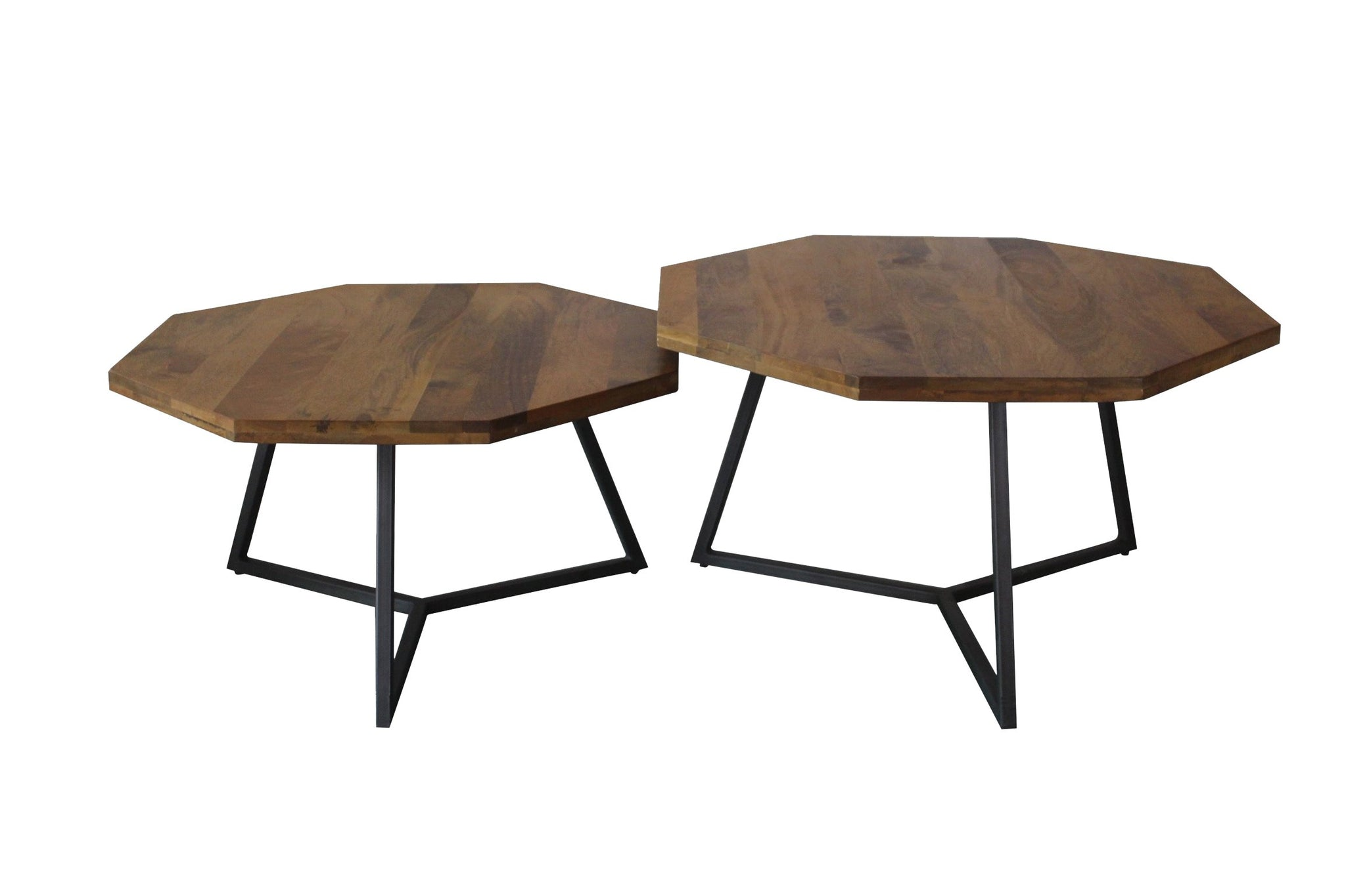 Picture of Loft Octagon Nesting Coffee Table, Set of 2