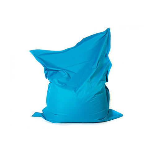 Small Blue Bean Bag Chair