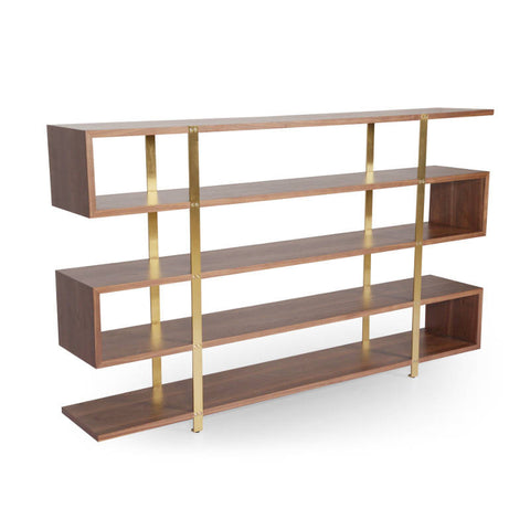 Metro 5 Shelf Bookcase