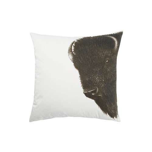 Nat Geo Buffalo Pillow