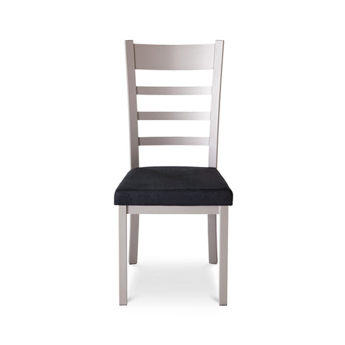 Owen Dining Chair - Metal and Fabric