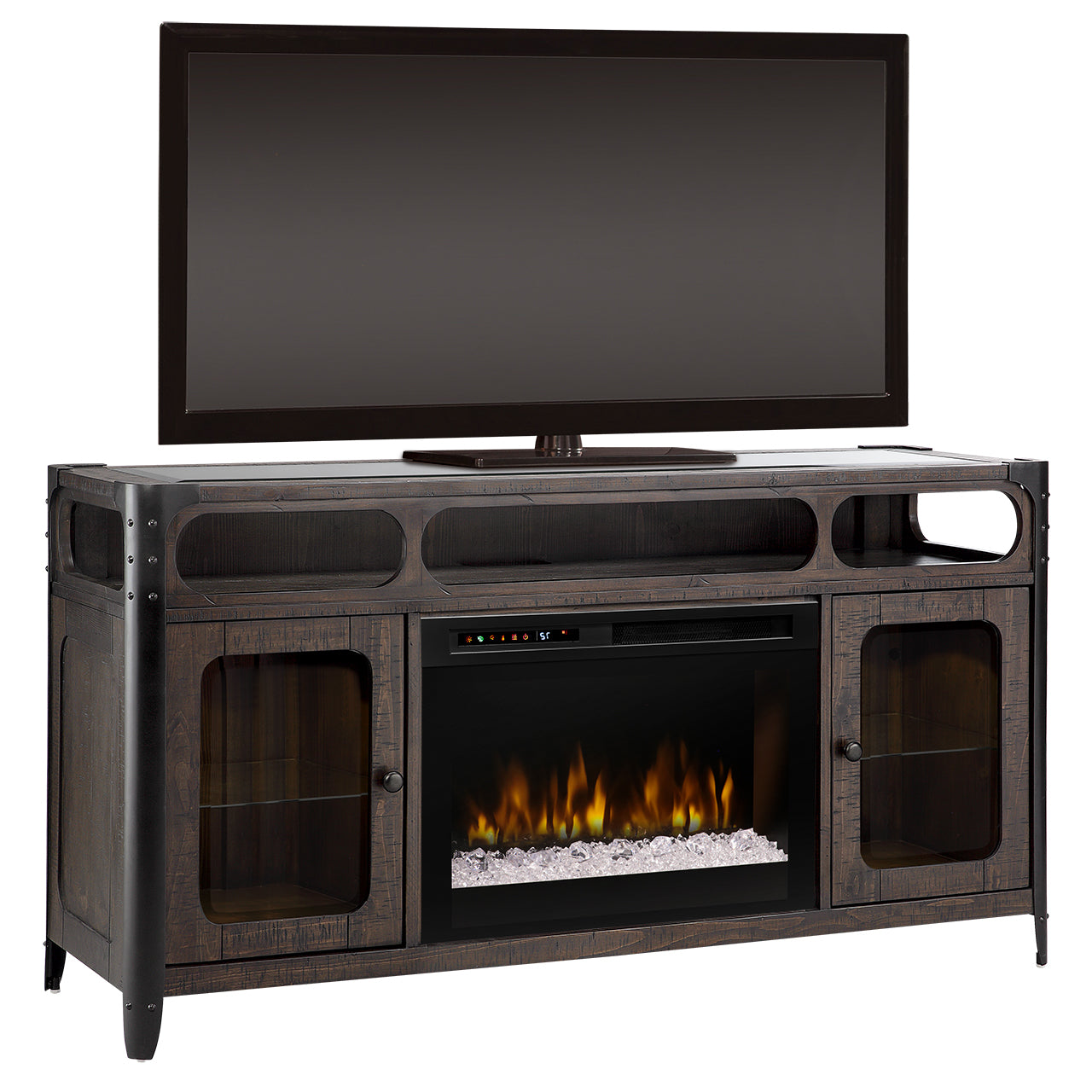 Picture of Paige Media Console Fireplace