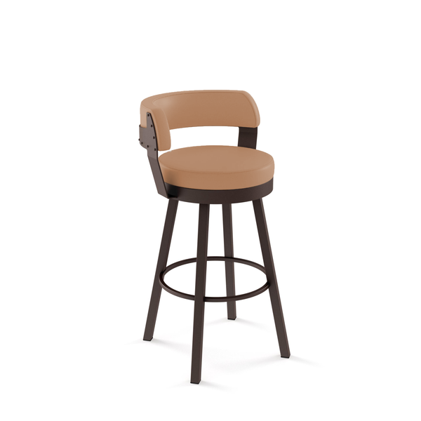 Russell Swivel Counter Stool