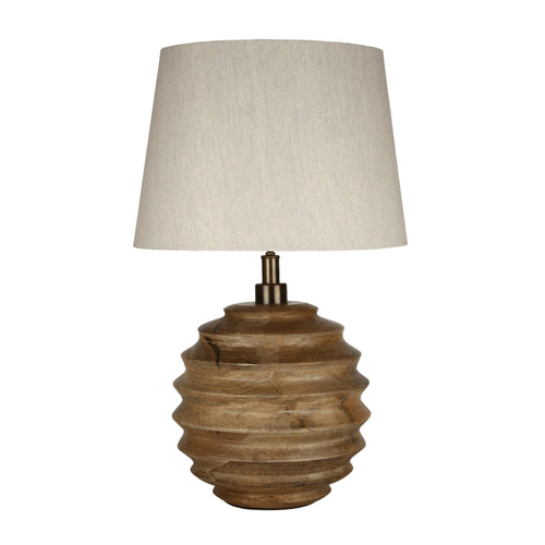 Skye Natural Lamp