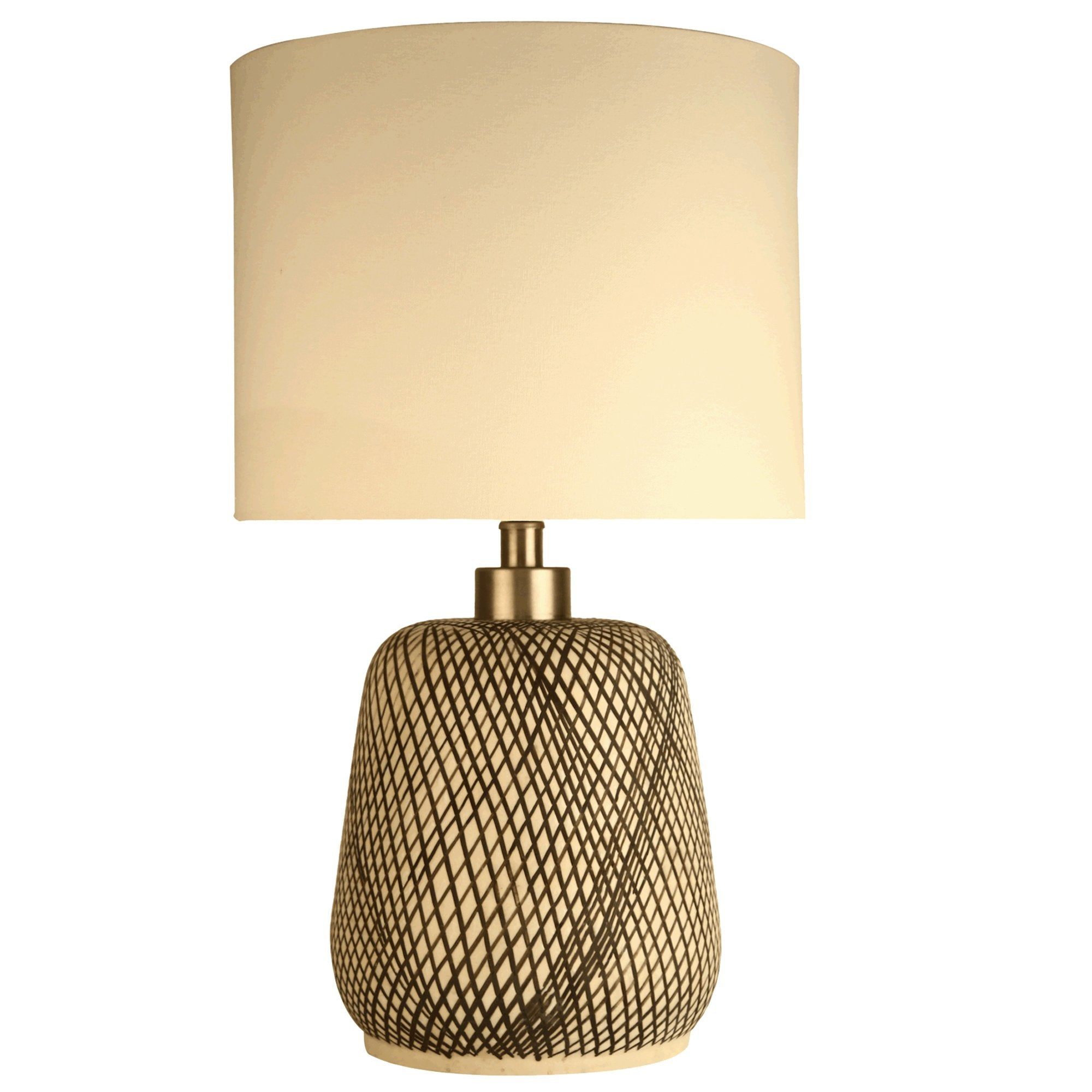 Picture of Skye Swirl Lamp