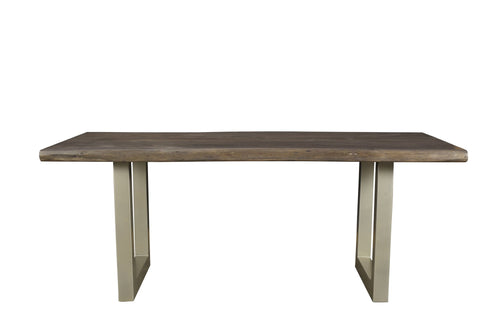 TAJ Dining Table - Vinegar Matte - Large