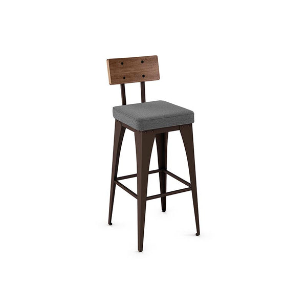 Upright Counter Stool