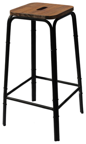 Workshop Pipe Stool