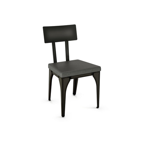 Architect Upholstered Dining Chair - Metal Back