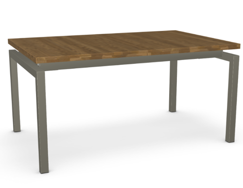 Zoom Extendible Dining Table - Ash (1 Leaf)
