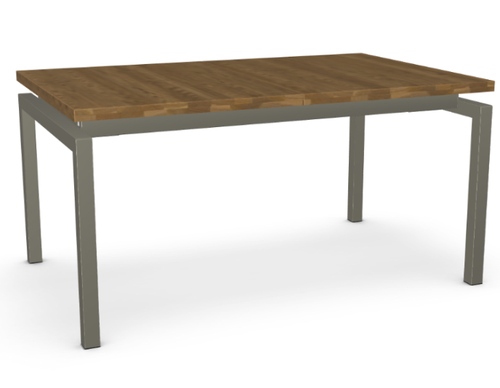 Zoom Extendible Dining Table - Ash (2 Leaves)
