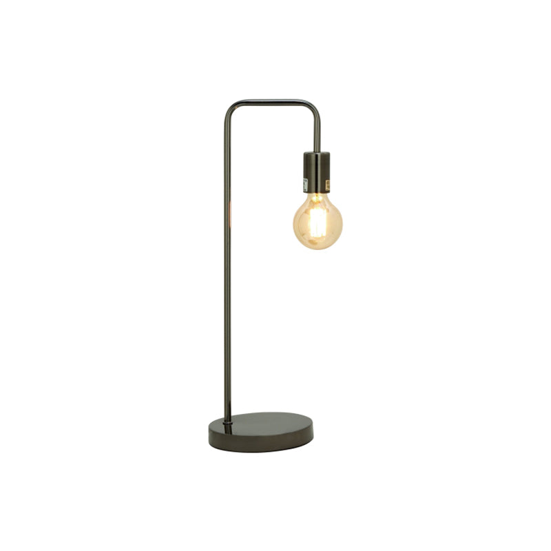 Picture of Bent Metal Lamp