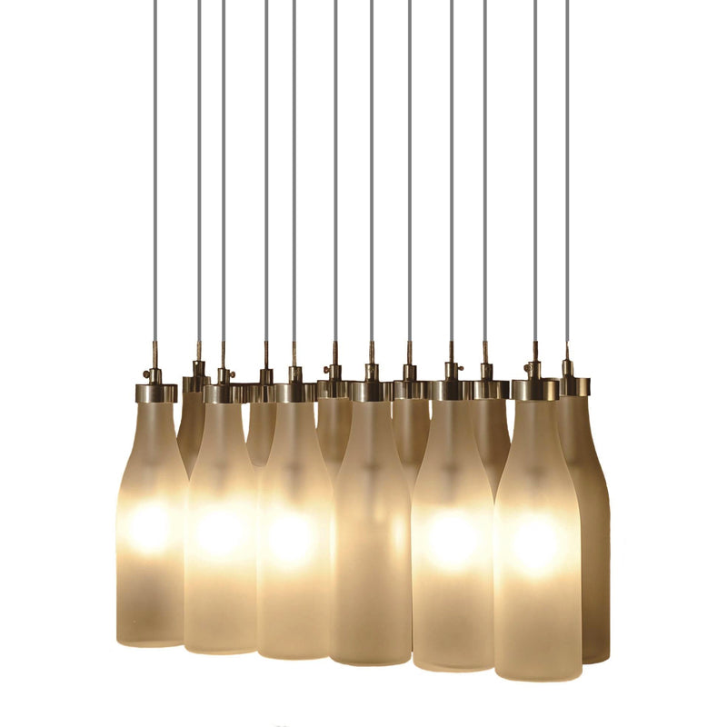 Picture of Bottles Linear Chandelier