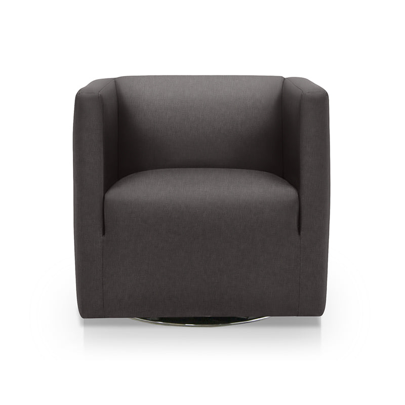 Picture of Charamel Swivel Chair - Fabric