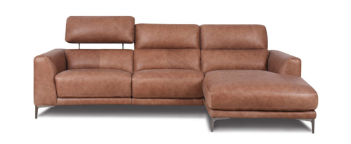Choo Sectional - Leather