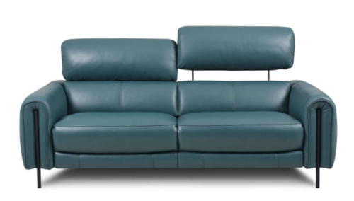 Coco Reclining Sofa - Leather