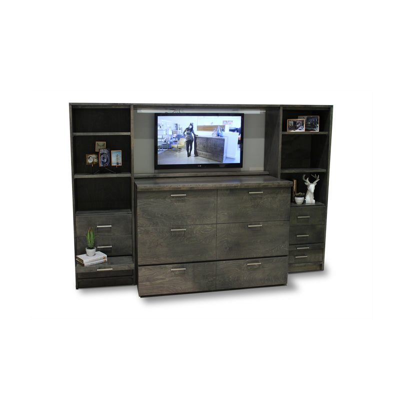 Picture of Denva Built In Cabinet Bed Unit
