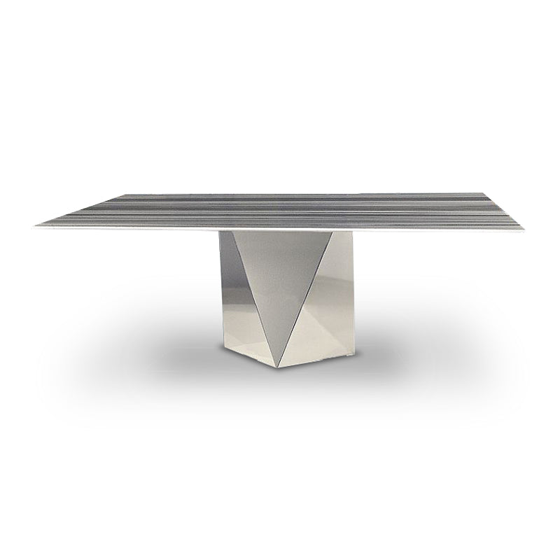 Picture of Freedom Steel Dining Table