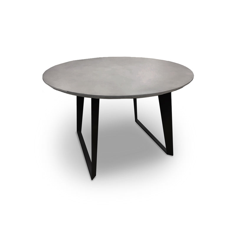 Awesome Picture Of Ghost Round Dining Table