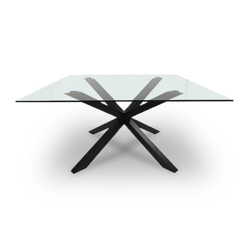 Halbro Square Dining Table