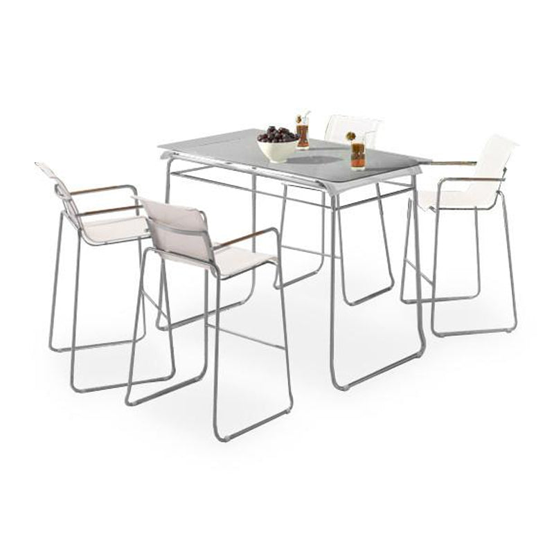 Picture of Hongdae Bar Table Set with 4 chairs